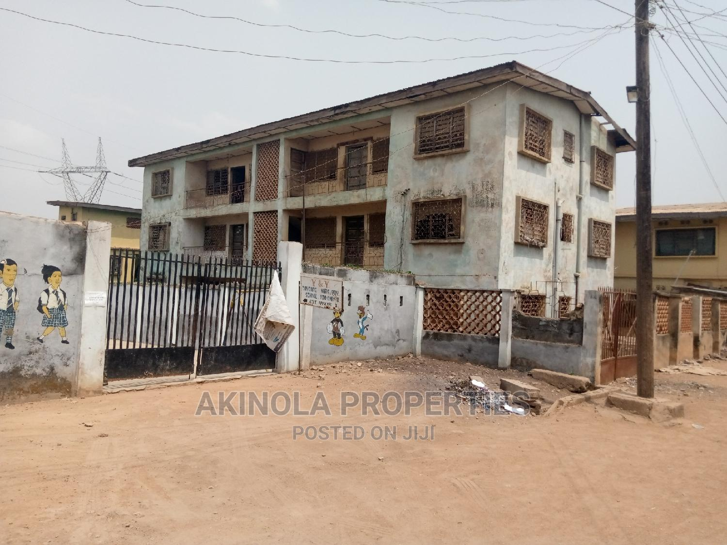 6 Flat of 3bd With ( C of O) Odo-Ona, Apata