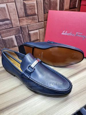 Salvatore Ferragamo Leather Loafers | Shoes for sale in Lagos State, Lagos Island (Eko)