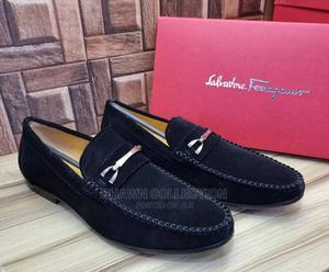Salvatore Ferragamo Suede Loafers | Shoes for sale in Lagos State, Lagos Island (Eko)