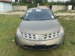 Nissan Murano 2004 SL Gray   Cars for sale in Lagos State, Lekki