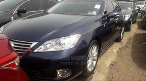 Lexus ES 2010 350 Blue | Cars for sale in Lagos State, Apapa
