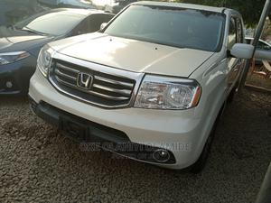 Honda Pilot 2014 White   Cars for sale in Abuja (FCT) State, Garki 2