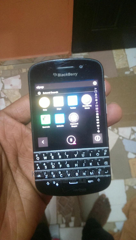 BlackBerry Q10 16 GB Black
