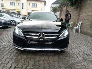 Mercedes-Benz C400 2015 Black | Cars for sale in Lagos State, Magodo