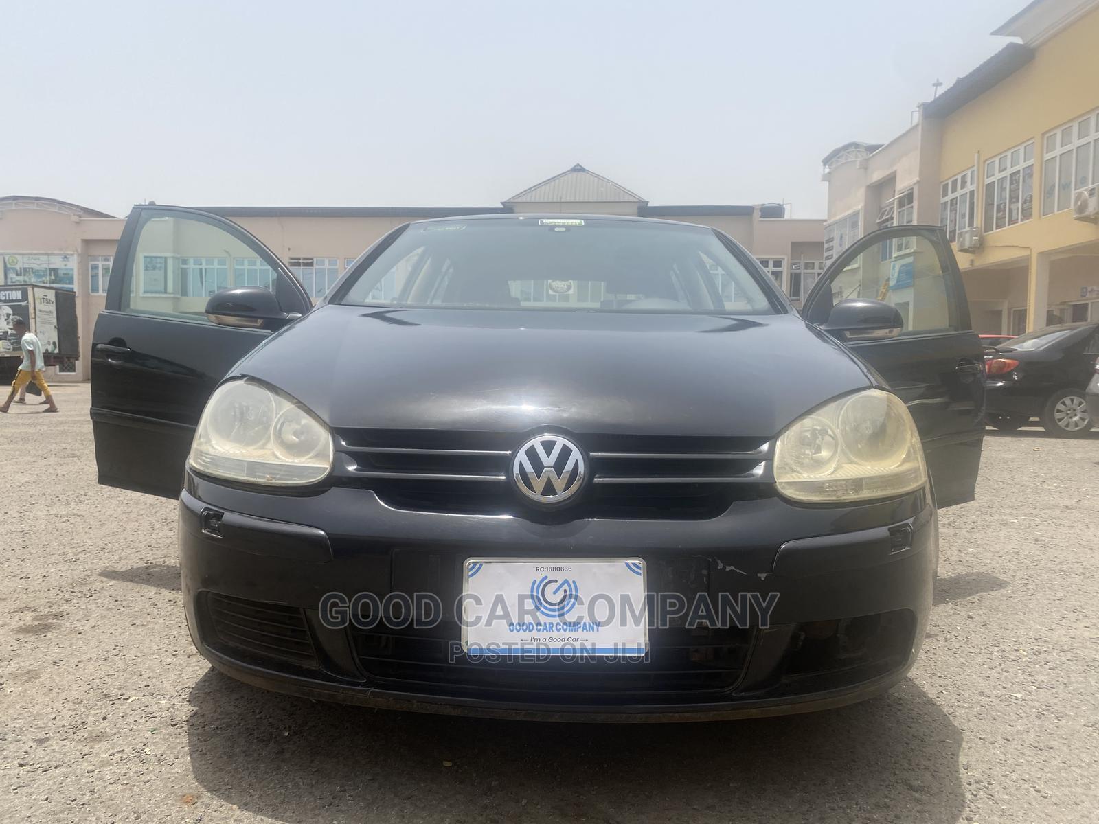 Volkswagen Golf 2007 Black   Cars for sale in Ilorin South, Kwara State, Nigeria