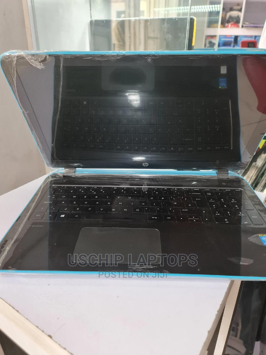 Laptop HP Pavilion 15 8GB Intel Core I5 SSHD (Hybrid) 320GB | Laptops & Computers for sale in Ajah, Lagos State, Nigeria