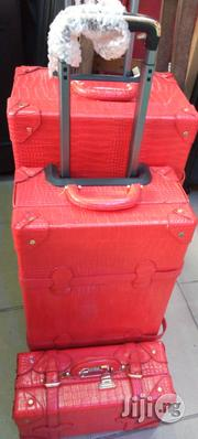 Red Luggage   Bags for sale in Lagos State