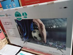 Hisense 43 Inches LED TV | TV & DVD Equipment for sale in Lagos State, Ejigbo