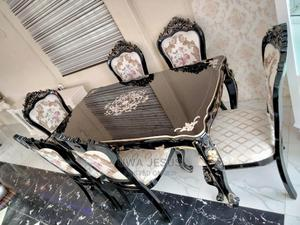 Royal Executive Dinner and Chairs by 6   Furniture for sale in Lagos State, Surulere