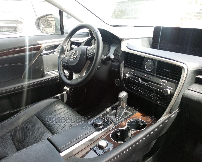 Lexus RX 2018 350L Luxury AWD White | Cars for sale in Amuwo-Odofin, Lagos State, Nigeria