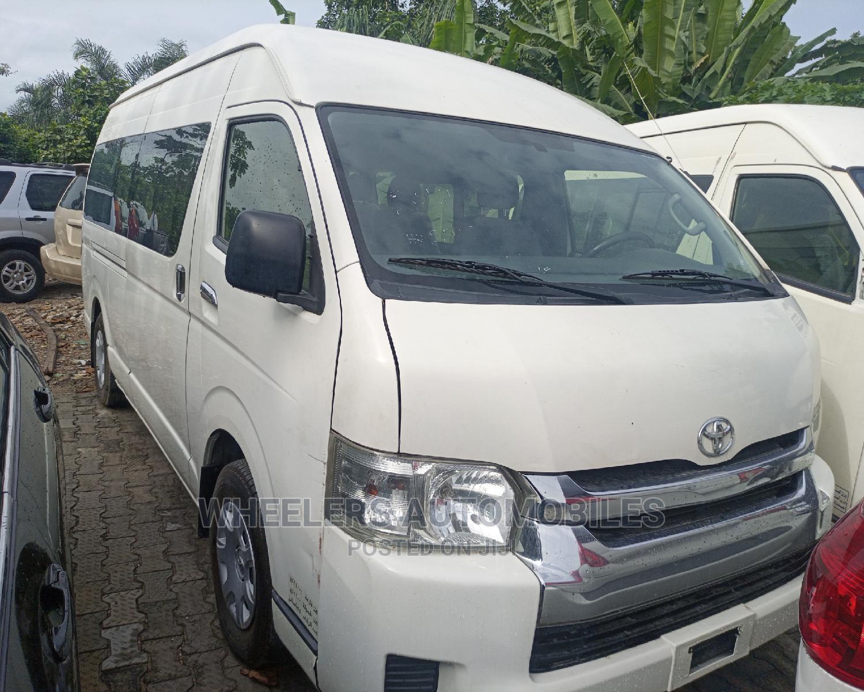 2014 Hummer Bus