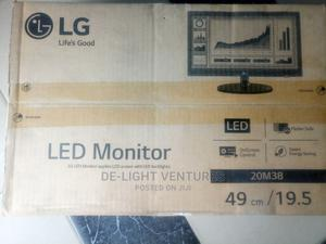 LG LED Monitor 19.5 | Computer Monitors for sale in Lagos State, Ikeja