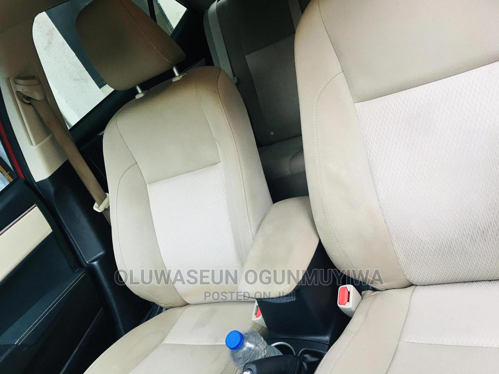 Toyota Corolla 2015 Red | Cars for sale in Magodo, Lagos State, Nigeria
