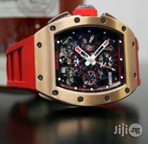 Original Richard Mille Designer Wrist Watch   Watches for sale in Lagos State, Lagos Island (Eko)