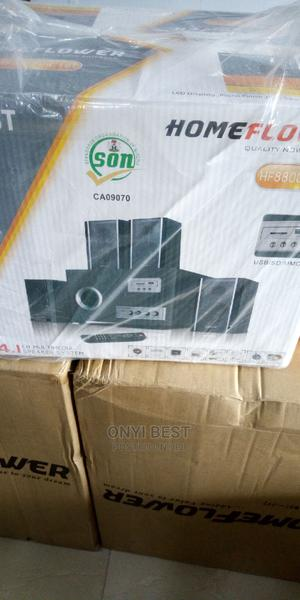 Homeflower Home Theater System - Hf-9600/4.1bt With Surge   Audio & Music Equipment for sale in Lagos State, Ojo