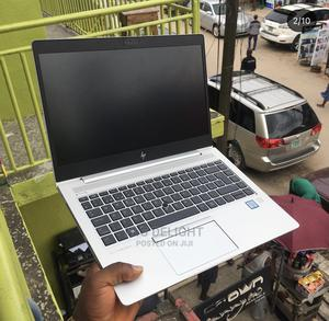 Laptop HP EliteBook 840 G5 8GB Intel Core I5 SSD 256GB   Laptops & Computers for sale in Lagos State, Ikeja