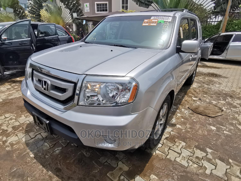 Honda Pilot 2010 Silver | Cars for sale in Amuwo-Odofin, Lagos State, Nigeria