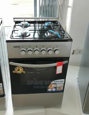 Bruhm Standing Gas 4burners All Gas With Oven Warranty   Kitchen Appliances for sale in Lagos State, Ojo