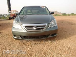 Honda Odyssey 2007 EX Green   Cars for sale in Abuja (FCT) State, Kubwa