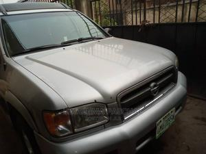 Nissan Pathfinder 2003 LE RWD SUV (3.5L 6cyl 4A) Silver | Cars for sale in Abia State, Umuahia