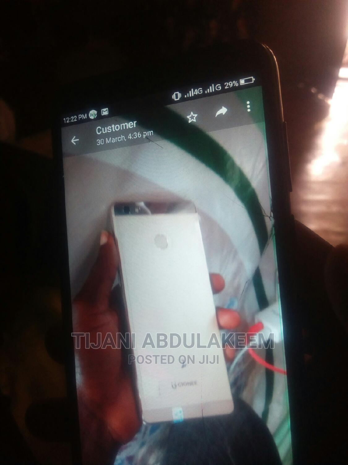 Archive: New Gionee M7 Power 64 GB Gold