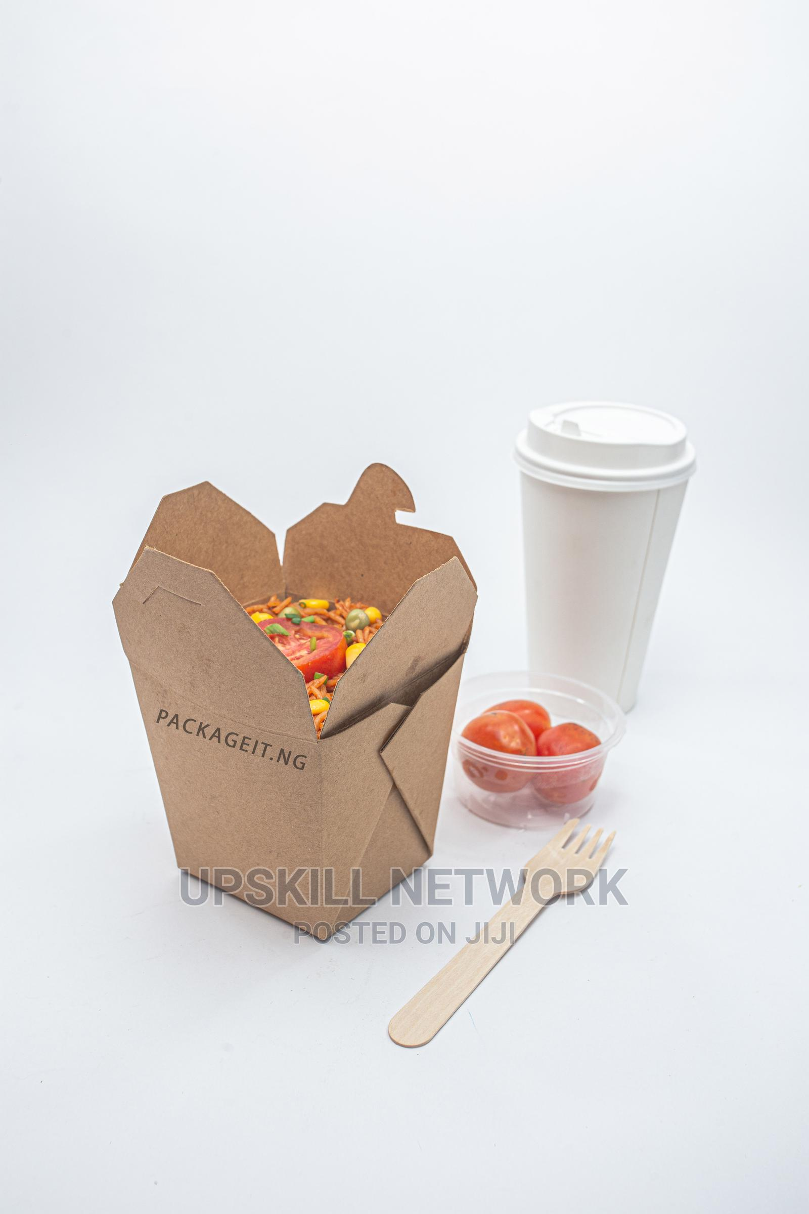 Paper Packaging: Foodbox, Pizza Carton, Paper Cups   Printing Services for sale in Owerri, Imo State, Nigeria