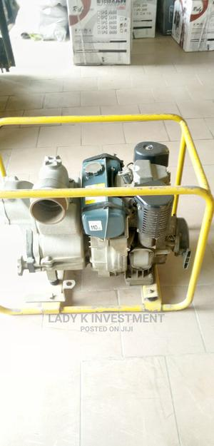 Robin Trash Diesel Water Pump 4inches   Plumbing & Water Supply for sale in Lagos State, Ojo