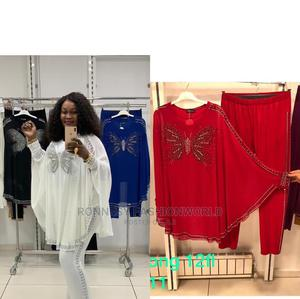 Trendy Female Quality Pant Trouser and Top | Clothing for sale in Lagos State, Ikeja