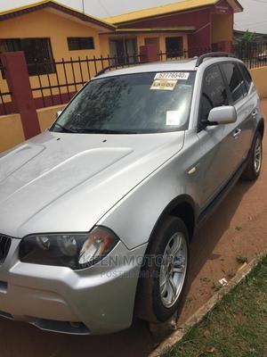 BMW X3 2006 2.5i Silver | Cars for sale in Ogun State, Ado-Odo/Ota