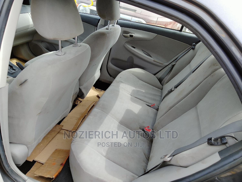 Toyota Corolla 2011 Gray | Cars for sale in Isolo, Lagos State, Nigeria