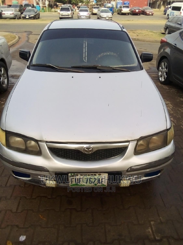 Mazda 626 1999 Wagon 2.0 Gray