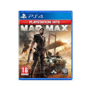 PS4 Mad Max PS4 - Playstation 4 | Video Games for sale in Lagos State, Ikeja