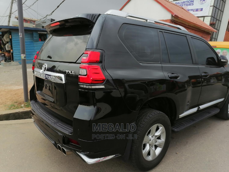 Toyota Land Cruiser Prado 2020 Black