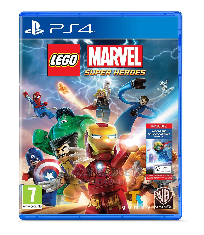 Warner Home Video Games Ps4 - LEGO Marvel Super Heroes