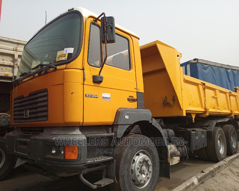 Man DIESEL Dump Truck   Trucks & Trailers for sale in Amuwo-Odofin, Lagos State, Nigeria