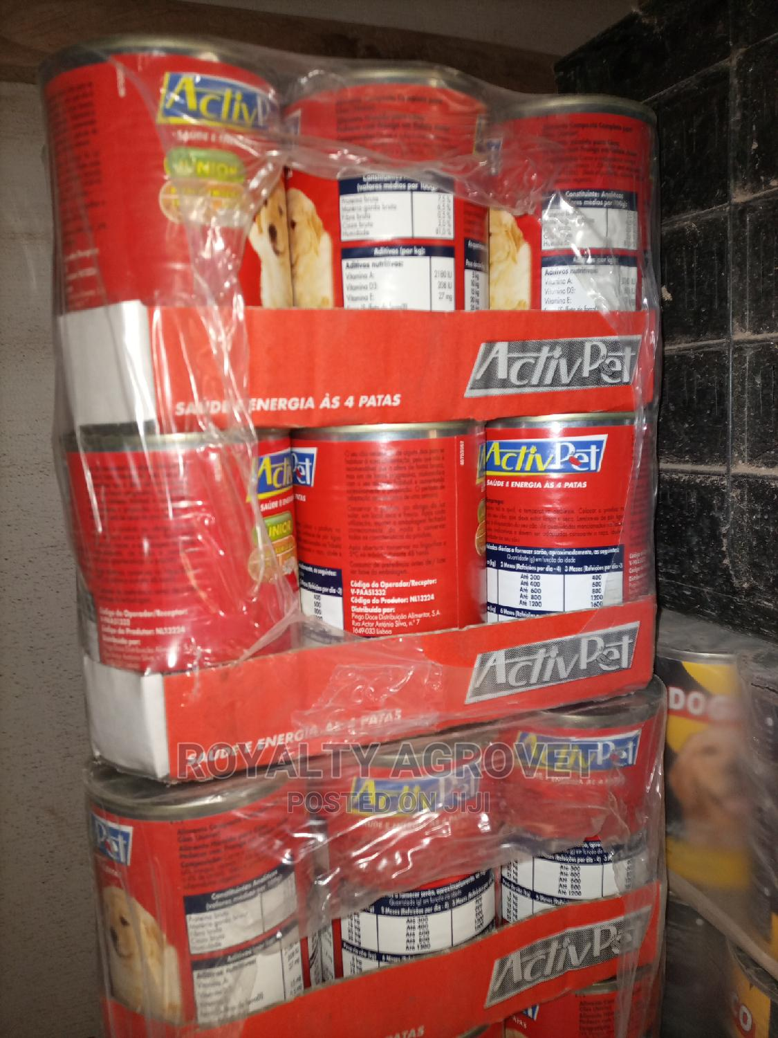 Archive: Dogs Canned Food