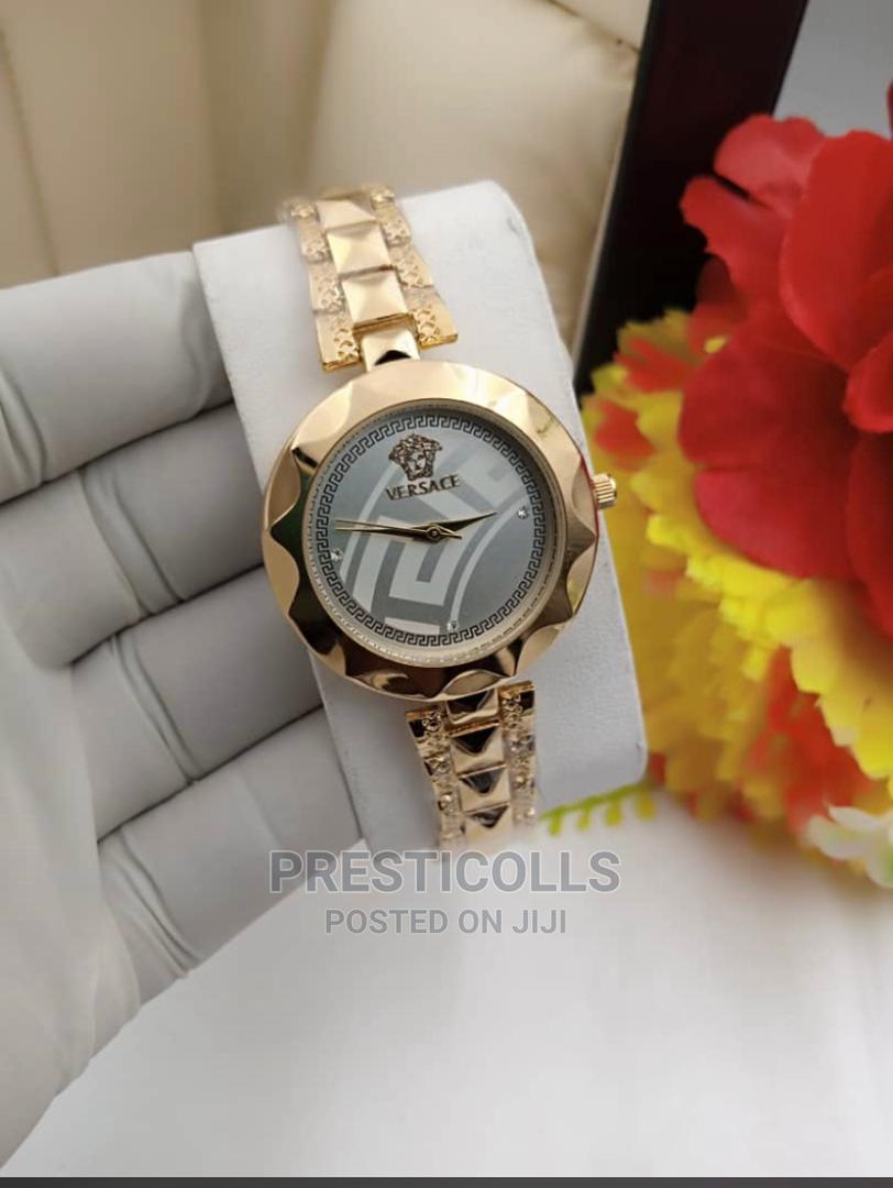 Ladies Classic Wrist Watch