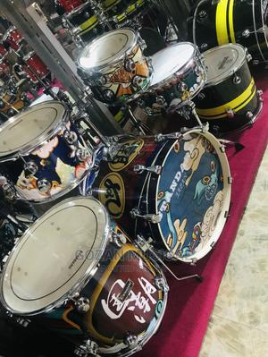 High Quality Standard Drum Set | Musical Instruments & Gear for sale in Lagos State, Ojo
