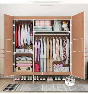 Impeial Mobile Steel Wardrobe With Durable Door   Furniture for sale in Oyo State, Ido