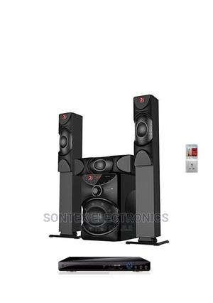 Djack 3030 With a Deep Sound Bass Dvd and Surge | Audio & Music Equipment for sale in Lagos State, Ikeja