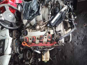 Audi Q7 Engine V8 4.2L | Vehicle Parts & Accessories for sale in Lagos State, Surulere