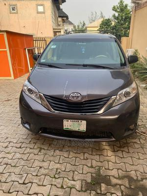 Toyota Sienna 2012 XLE 7 Passenger Gray | Cars for sale in Lagos State, Ajah