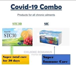Superlife Covid -19 Combo STC 30 SIC | Vitamins & Supplements for sale in Lagos State, Lagos Island (Eko)