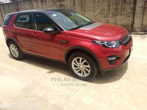 Land Rover Discovery 2016 Red   Cars for sale in Lagos State, Lekki