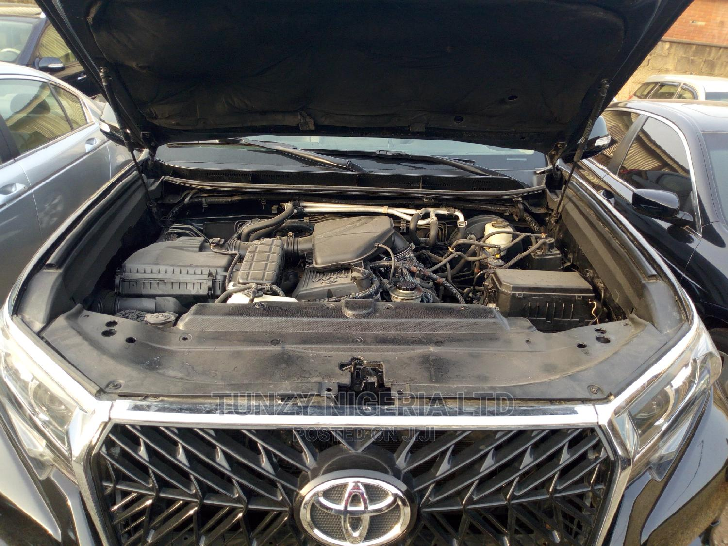 Toyota Land Cruiser Prado 2020 Black | Cars for sale in Garki 2, Abuja (FCT) State, Nigeria