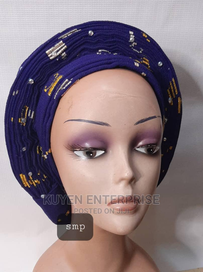Archive: Makeup, Nails and Auto Gele Expert