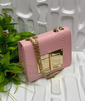 Quality Pink Tom Ford Handbag | Bags for sale in Lagos State, Isolo