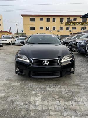 Lexus GS 2015 Black | Cars for sale in Lagos State, Lekki