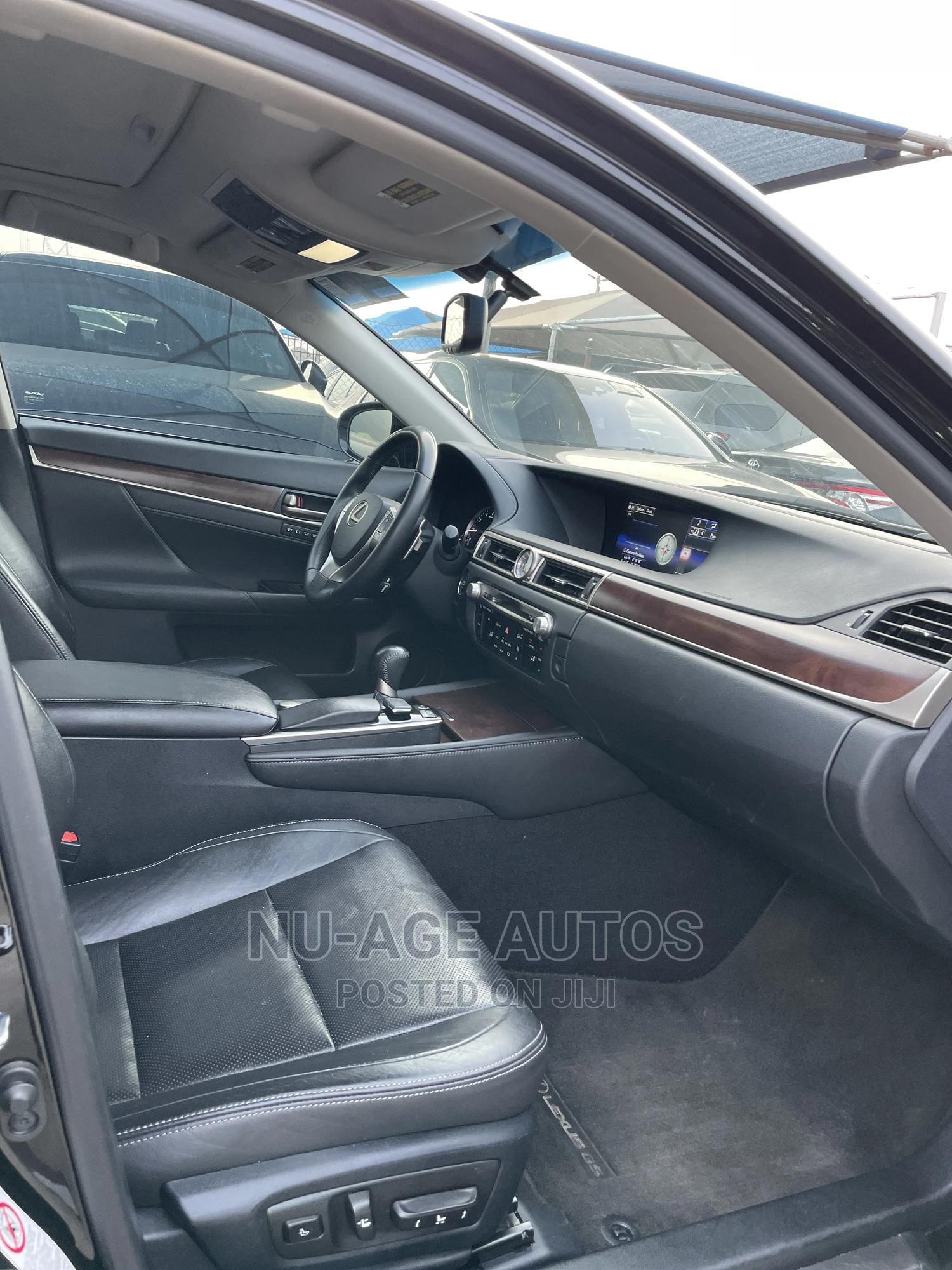 Lexus GS 2015 Black | Cars for sale in Lekki, Lagos State, Nigeria