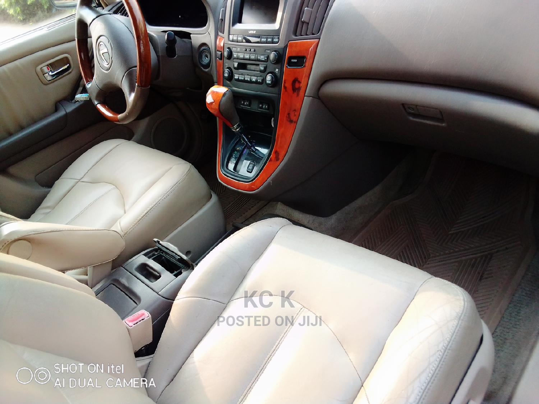 Lexus RX 2003 Blue   Cars for sale in Ikeja, Lagos State, Nigeria